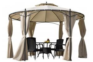 tonnelle de jardin pas cher akiliweb. Black Bedroom Furniture Sets. Home Design Ideas