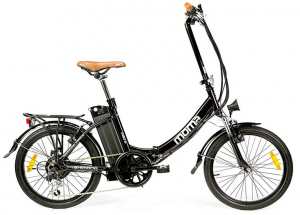 vélo électrique pliant moma bikes