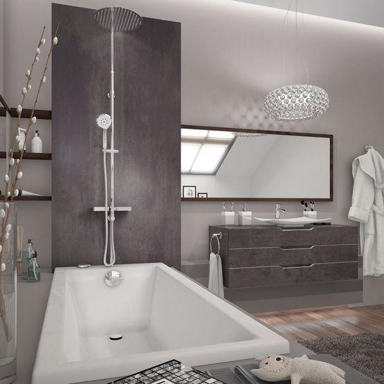 Colonne de douche baignoire